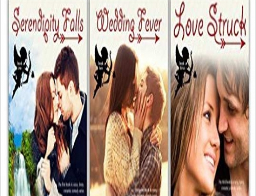 THREE BOOK SET-Serendipity Falls series