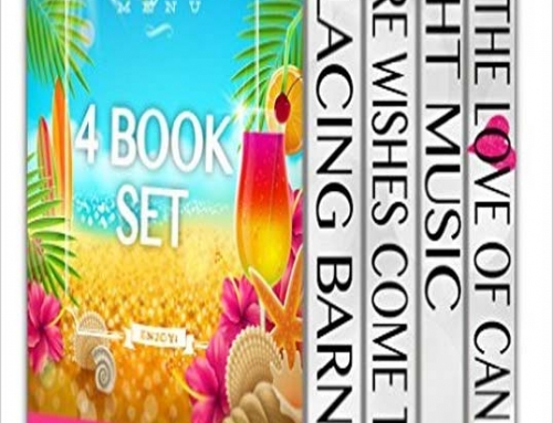 The Candy Bar Complete – 4 book box set: Candy Bar Series