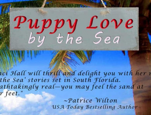 REVIEW – PUPPY LOVE by TRACI HALL