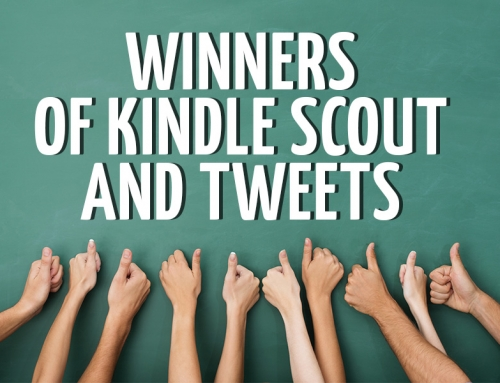 Winners of Kindle Scout and Tweets