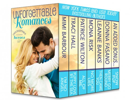 Unforgettable Romances: Unforgettable Heroes